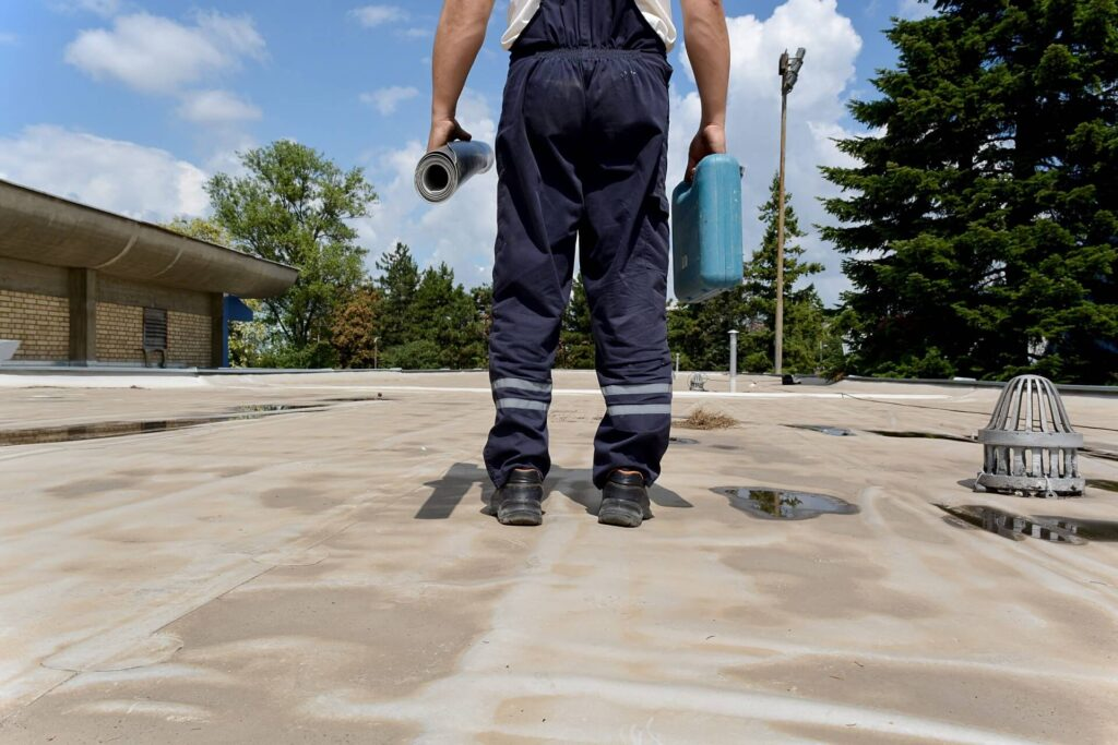 Services-Hollywood Metal Roof Installation & Repair Contractors